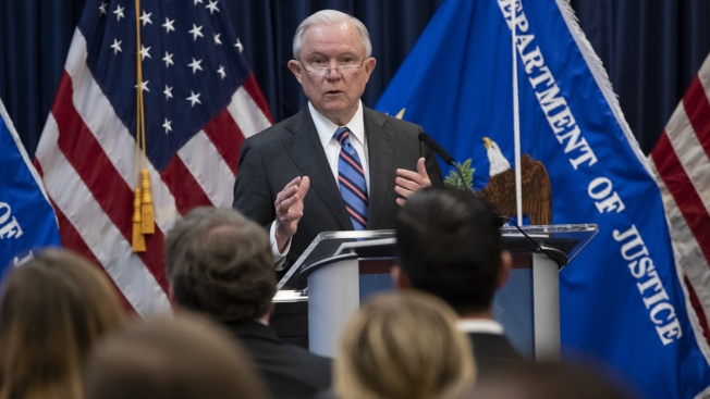 Sessions Defends Trump's 'Zero Tolerance' Border Policy