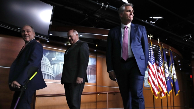 Trump Ally Kevin McCarthy Selected to Lead House GOP