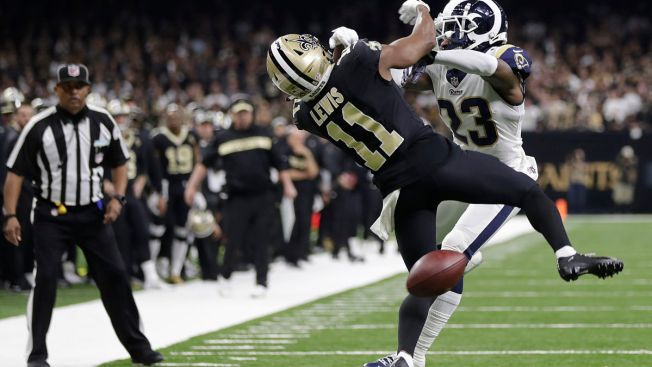 Rams-Saints Do-Over Lawsuit Moves From State to Federal Court
