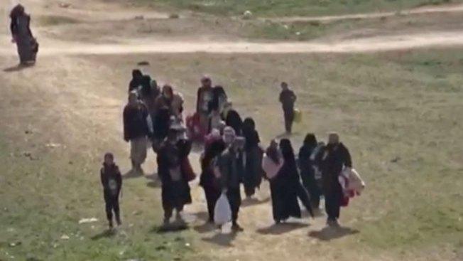 Fierce Battles Near Final ISIS Foothold in Eastern Syria