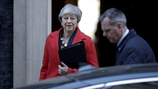 UK Leader Puts Future of Brexit in Parliament's Hands
