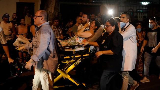 Fire at Rio de Janeiro Hospital in Brazil Kills 11 People, Many Elderly