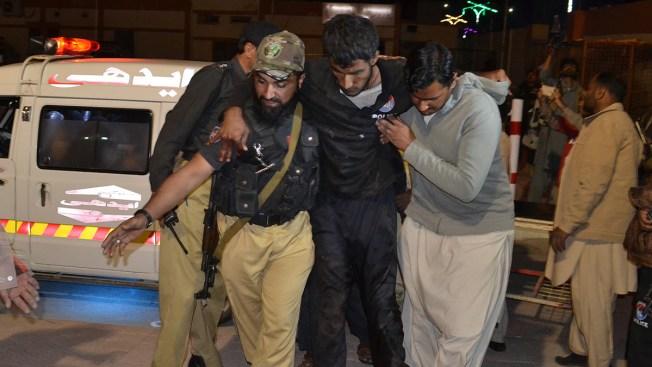 Militants Attack Pakistan Police Academy, Killing 59