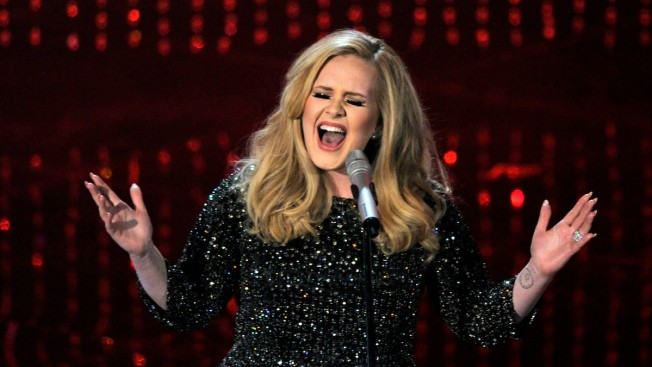 Adele Announces Release Date for New Album '25'