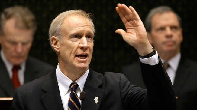 Rauner Touts Turnaround Agenda as Clock Ticks on Legislative Session