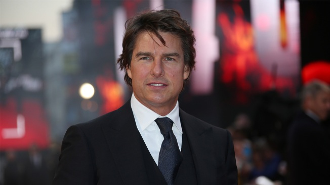Tom Cruise ready for Top Gun sequel