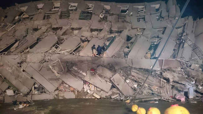 Taiwan Seeks Detention of Developers of Toppled Building