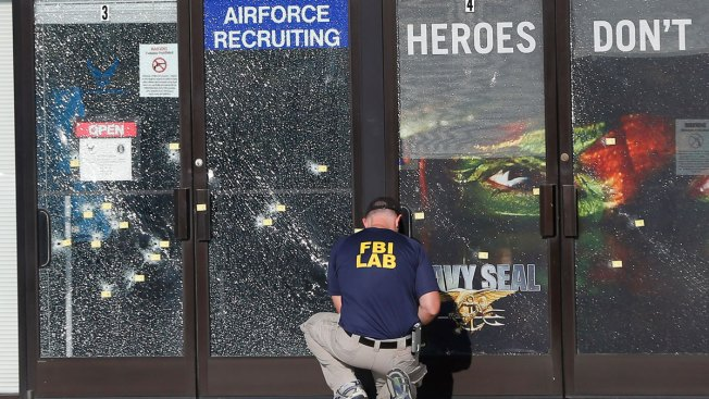 Navy Plans Armed Guards for Reserve Centers After Attack