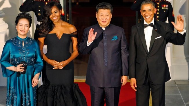 Ne-Yo, Lobster, Lamb on Menu for China State Dinner