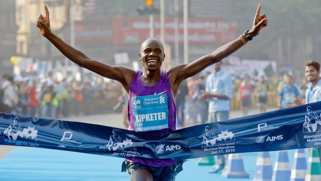 2016 Chicago Marathon Elite Runner: Gideon Kipketer