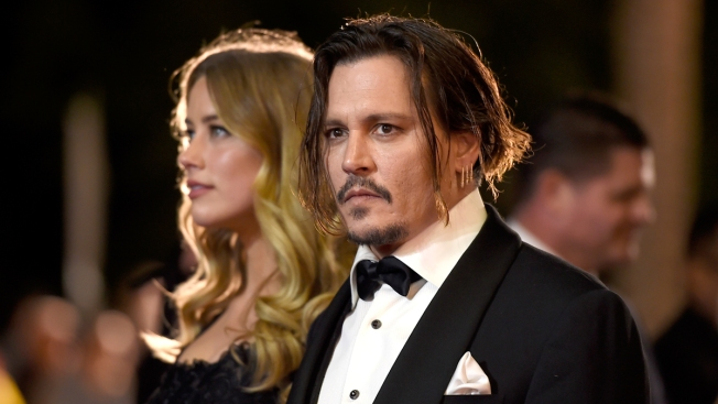 Amber Heard Files for Divorce From Johnny Depp