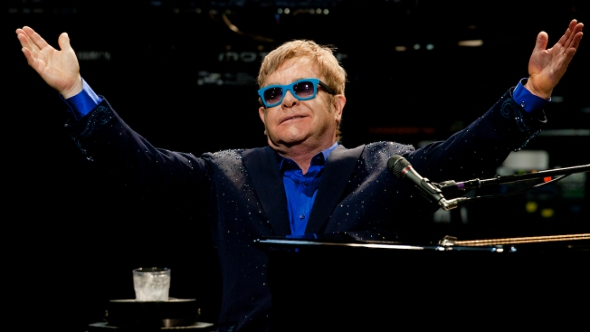 Elton John to Release New Studio Album 'Wonderful Crazy Night' in 2016
