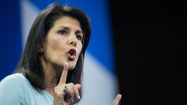 South Carolina Gov. Nikki Haley Accepts Trump Offer to Be Ambassador to UN