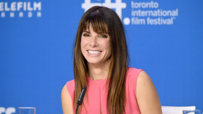 Sandra Bullock Adopts a 3-Year-Old Daughter Named Laila