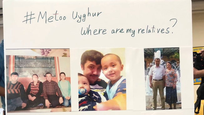 American Families of Missing Uighurs Speak Out at DC Event