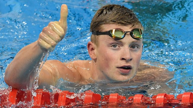 #OlympicNan, Adam Peaty's Biggest Fan, Takes to Twitter