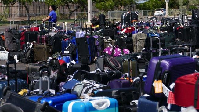 TSA Baggage Screening System Back Online at Phoenix Airport