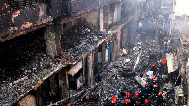 Deadly Bangladesh Fire Shows Lapses in Safety