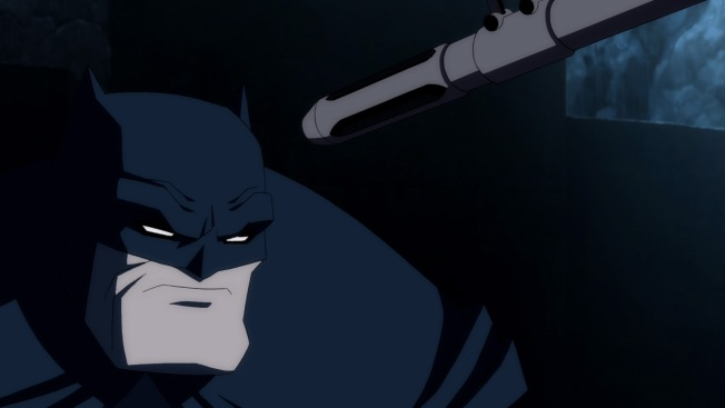 "Classic Batman Tale ""The Dark Knight Returns"" Gets Animated"