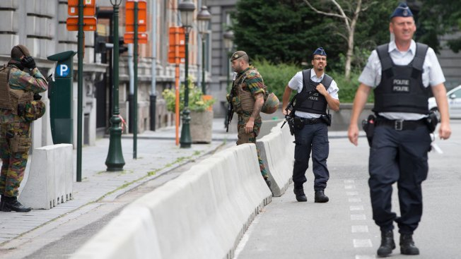 Belgians ID Machete Attacker as Algerian Criminal