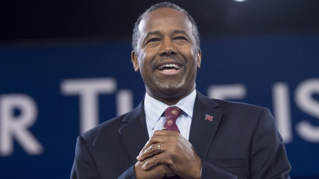 Ben Carson Leaves Race for New Job at Voter Outreach Group