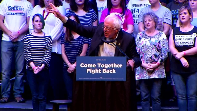Senator Bernie Sanders Addresses Health Care at Rainbow PUSH Convention