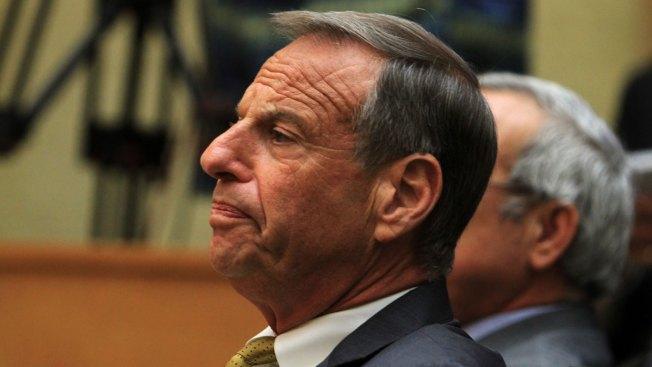 San Diego Ex-Mayor Begins 90-Day House Arrest