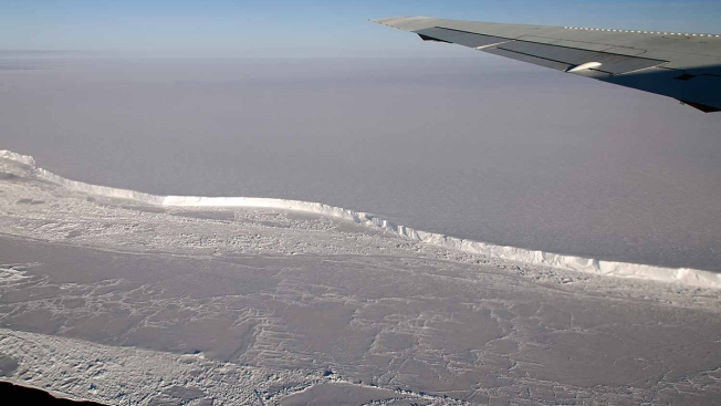 Antarctica Ice Shelves Melting at Faster Pace: Study