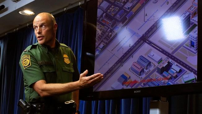 Four Companies Chosen to Build Prototypes of Border Wall