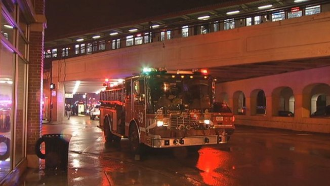 1 Person Dead After Being Struck by Red Line Train