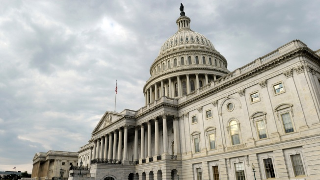 U.S. Capitol Locked Down After Reports of Gunfire