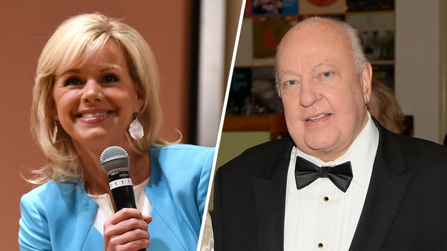 Gretchen Carlson reportedly recorded Roger Ailes sexually harassing her