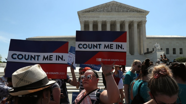 Judge Blocks Government Lawyers From Quitting Census Fight