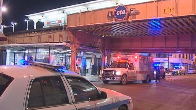 Man Shot at CTA Red Line Station