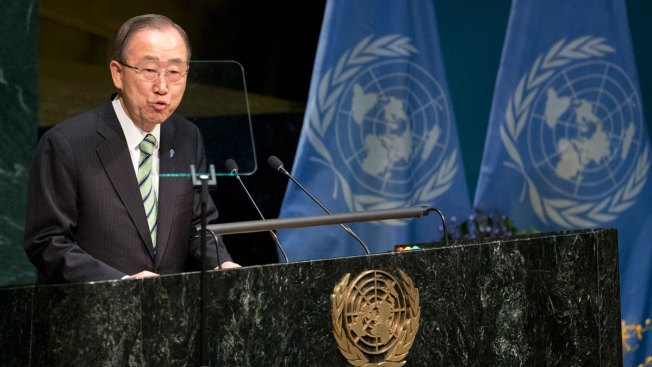 After a Decade, UN Chief Ban Ki-Moon Disappointed in Many World Leaders
