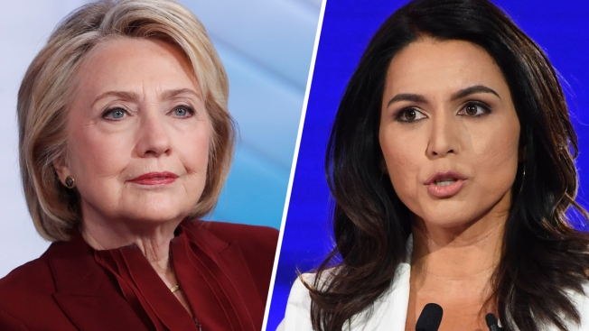 Gabbard Fires Back at Clinton Suggestion She's Russia's Pawn