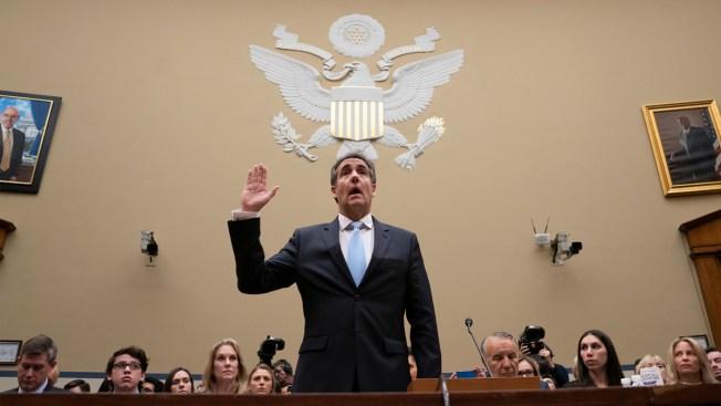 Michael Cohen Explored Possible Trump Pardon, Attorney Says