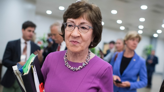 What Does Impeachment Mean for Sen. Susan Collins, an Endangered Republican?