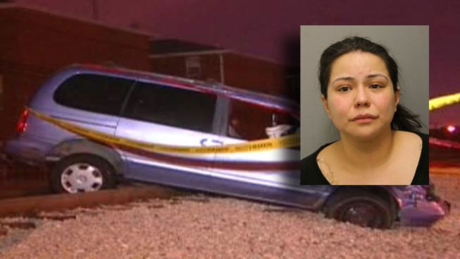 Woman Charged in Double Fatal Hit-and-Run