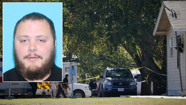 Sheriff Didn't Pursue Sex Case Against Texas Church Gunman