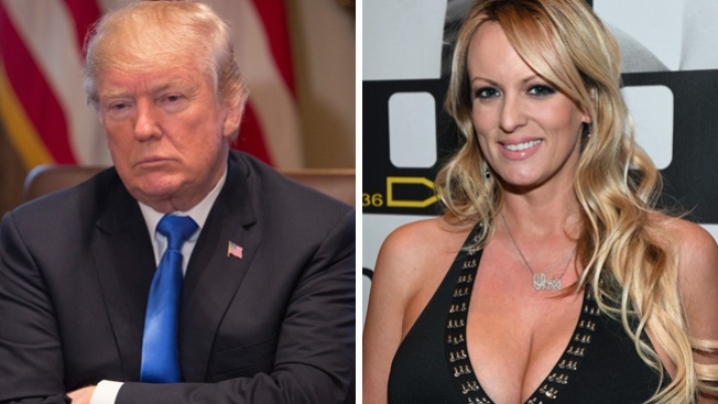 Porn Star Described Affair With Donald Trump In 2011 -8890