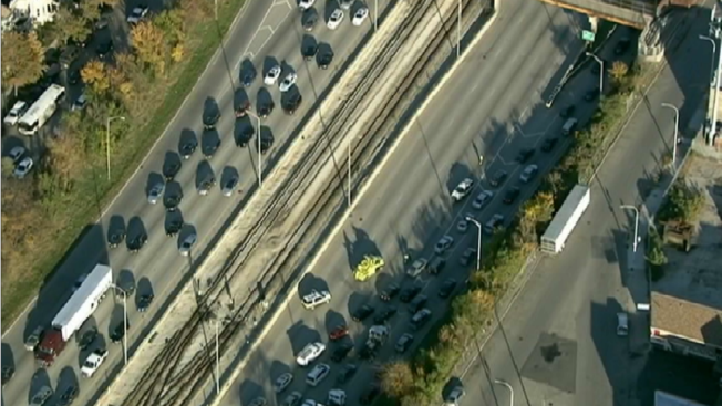 State Police Investigate Shooting on Eisenhower Expressway, Multiple
