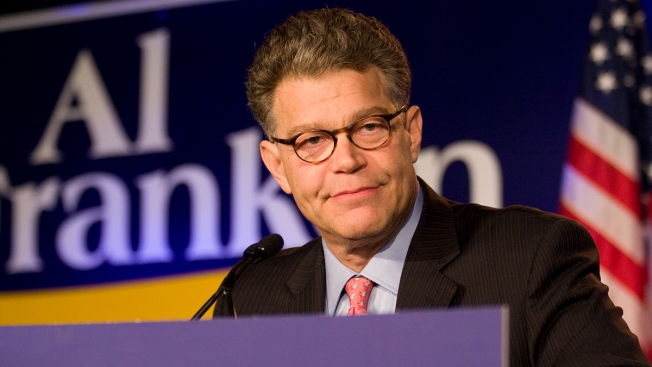 Former US Sen. Al Franken Tests Welcome on Speaking Circuit