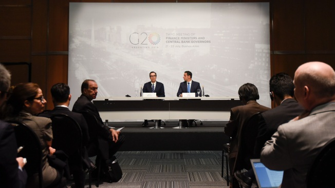 G-20 Calls for More Dialogue on Rising Trade Tensions