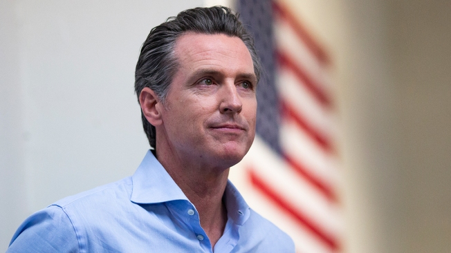 Gov. Gavin Newsom Calls for Independent Examination of Horses Before They Race