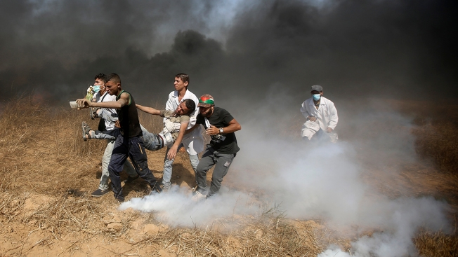 UN Assembly Blames Israel for Gaza Violence, But Not Hamas