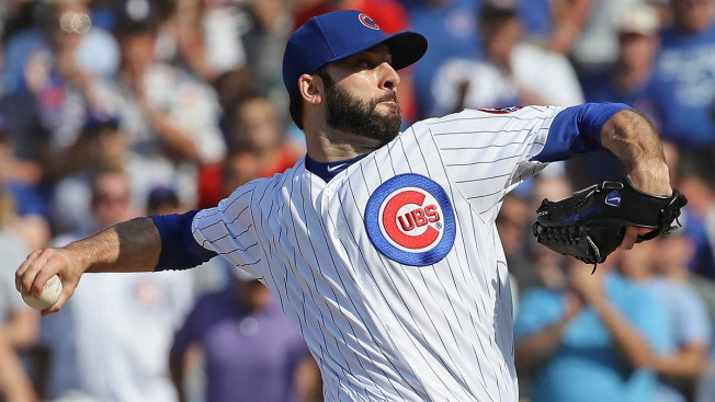 Cubs Reportedly Set to Buy Out Brandon Morrow