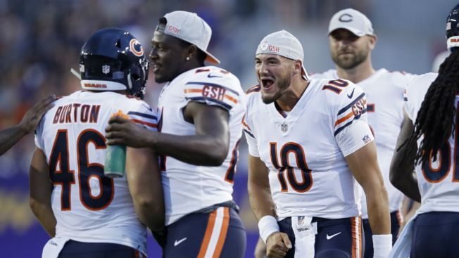 Chicago Bears Lose to Baltimore Ravens in Hall of Fame Game