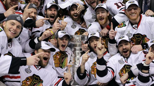 One Goal: Five Top Moments From Blackhawks' 2010 Stanley Cup Run