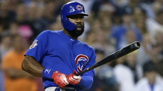 Chicago Cubs Outfielder Jason Heyward Injured in Win Over Braves